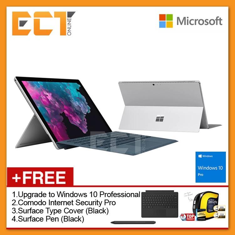 Microsoft Surface Pro 6 (i7-8650U 4 20Ghz,256GB,8GB,12 3