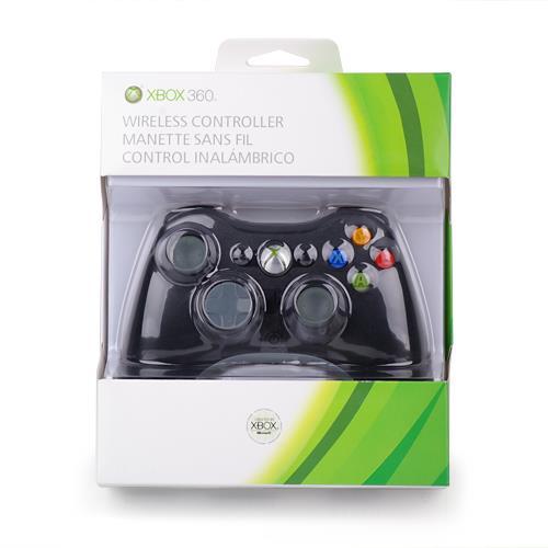 Microsoft Xbox 360 Wireless Console Game Remote Controller oem