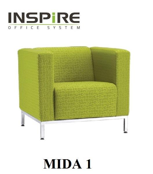 Mida 1 Seater Sofa