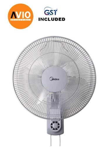 Midea MF-16FW6H 16FW6H Wall Fan 16' 16 inch 3 Speed 40 cm