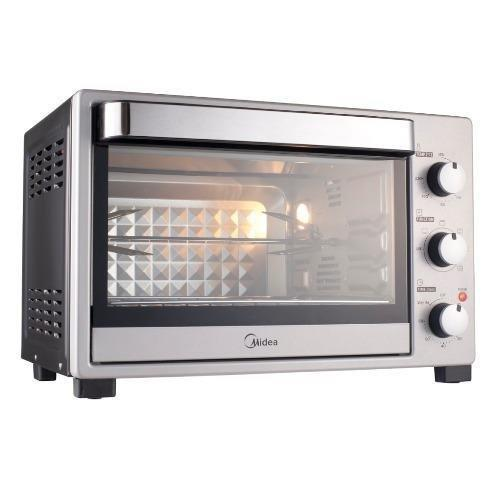 Midea Oven Toaster MEO-32Z25 (32L) - Multi Heating Function, Timer