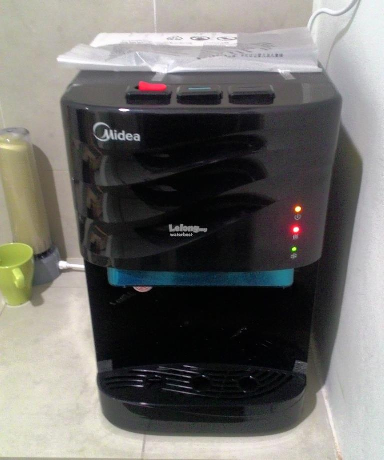 MIDEA Water Dispenser Alkaline System 3 in 1 ( Siap Pasang )