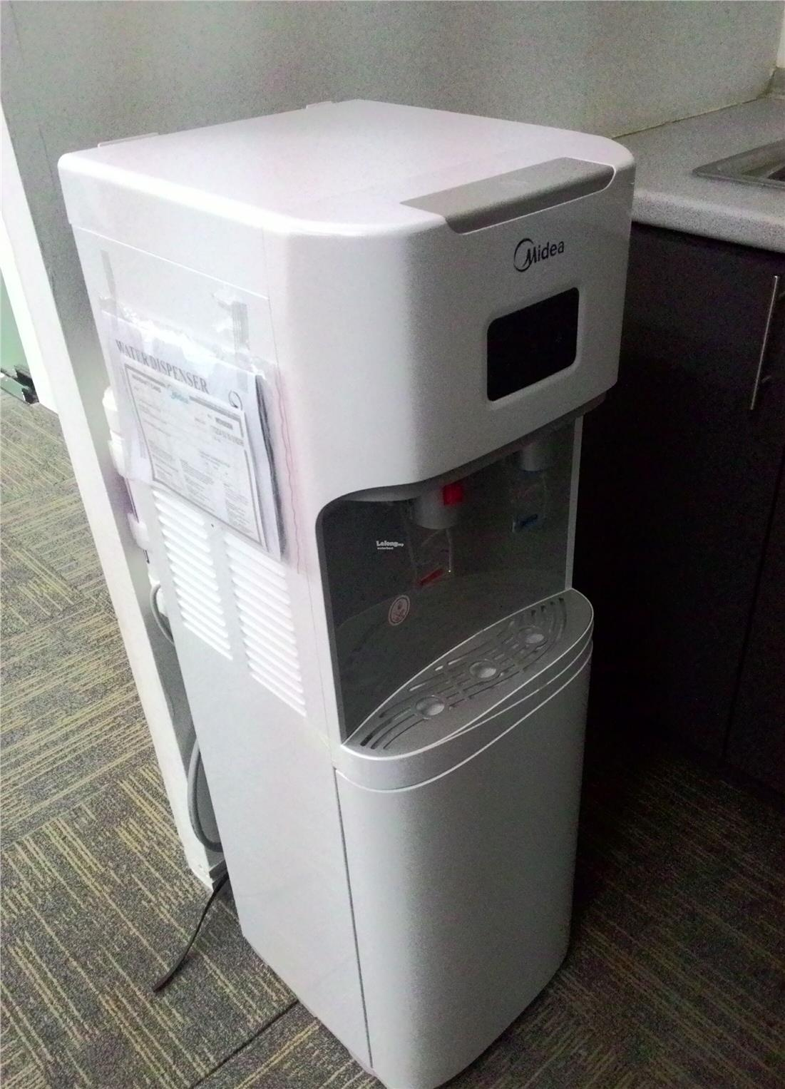 MIDEA Water Dispenser Alkaline System HOT & COLD ( Siap Pasang )