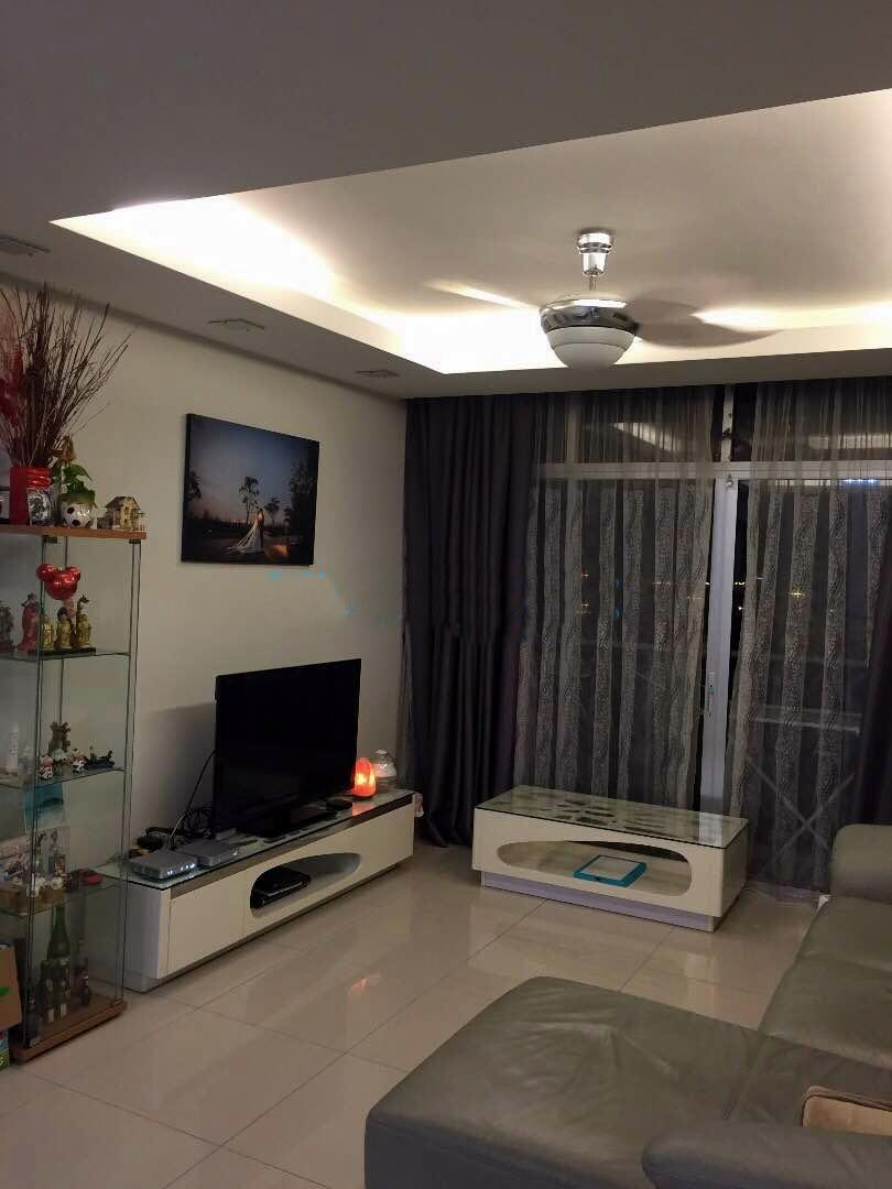 Midfields Condo for sale, 2 Car parks, Corner, KLCC View, Sungai Besi