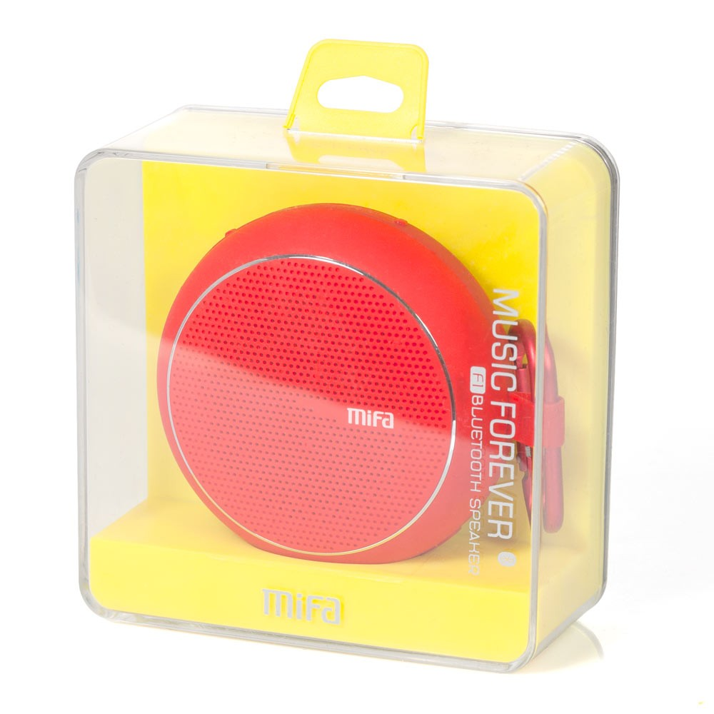 Mifa Speaker Portable Bluetooth F1 Y End 2 24 2019 418 Pm Mini Young Forever Red