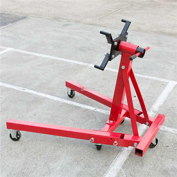 Mighty 900kg (2,000lbs) Heavy Duty Folding Engine Stand