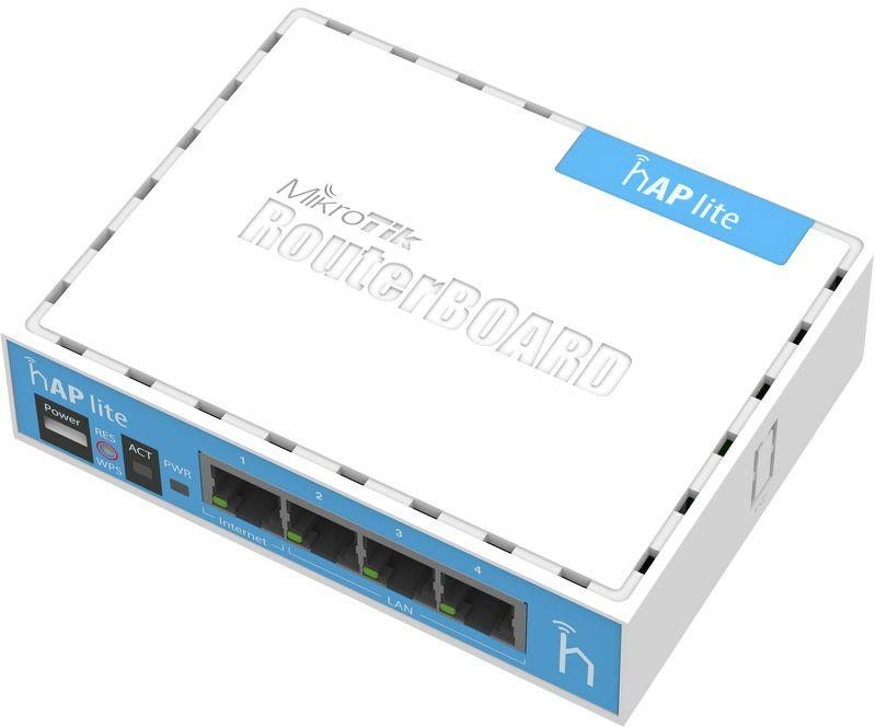 Mikrotik Wireless haP Lite Classic (RB941-2nD)