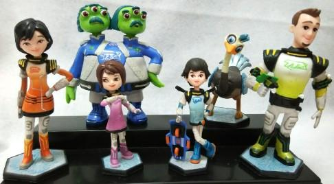 Miles from Tomorrowland Figures - MTCT01
