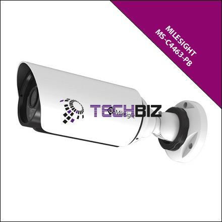 Milesight C4463-PB H.265 Mini Bullet Camera 4.0MP