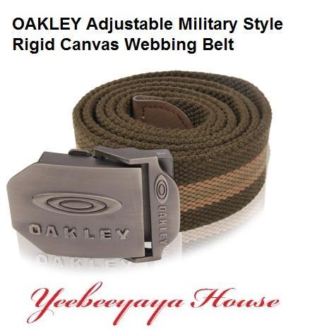 oakley buckle