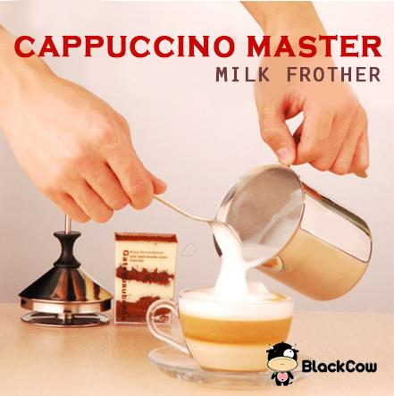 Milk Frother Coffee Maker Foam Thick Froth No Gst