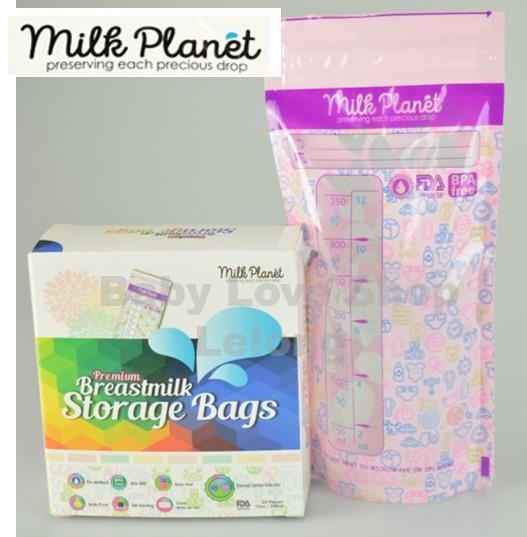 Milk Planet T Storage Bag 7oz 12oz W Temperature Sensor