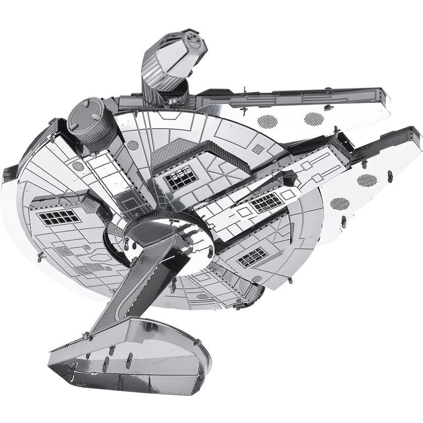 Millennium Falcon Star Wars DIY 3D Models 3D Metal Works Puzzle. U2039 U203a