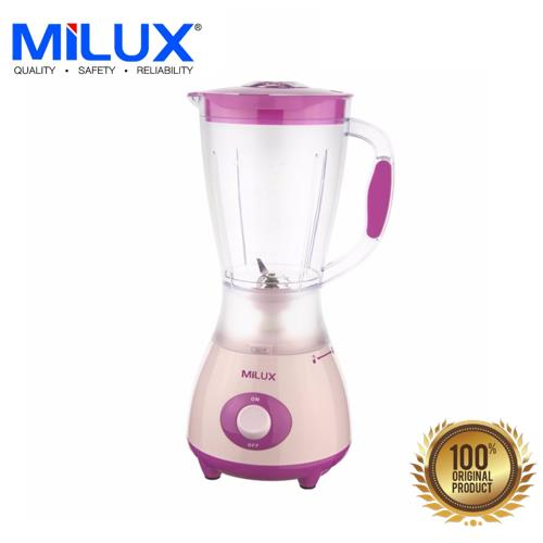 Milux 2 IN 1 Food Blender with Dry Mill MBD-9810