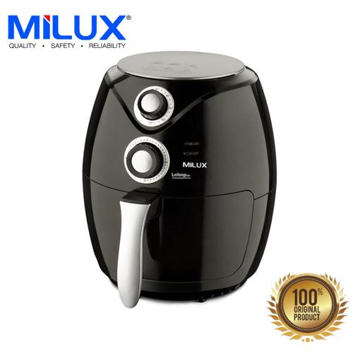 MILUX 2.6L Speedy Air Fryer MAF-1488BK