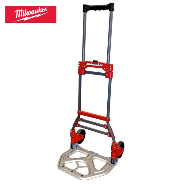 Milwaukee 150 lbs. 68KG Fold-Up Truck@ RM 439