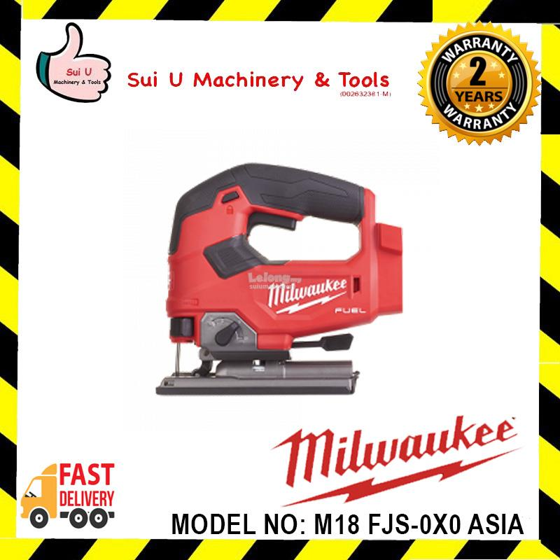 Milwaukee M18 FJS-0X0 ASIA FUEL Top Handle Jigsaw (BARE)