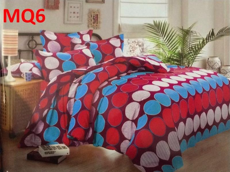 Mimiko Queen size fitted bedsheet (MQ6)