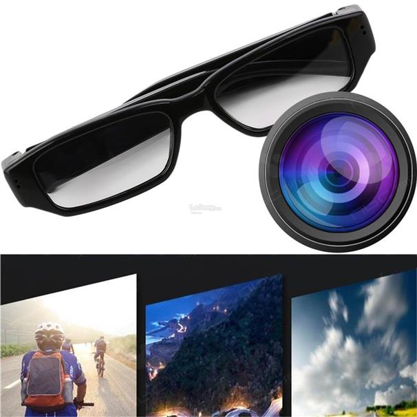 Mini 720P HD Camera Glasses Eyewear DVR Video Recorder Cam Camcorder