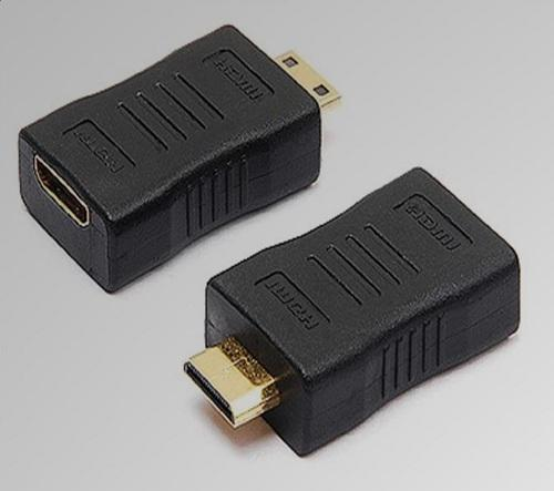 Mini Adapter HDMI Male to Mini HDMI Female