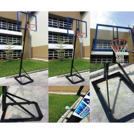 Mini Basketball Portable Post Height adjustable High Quality