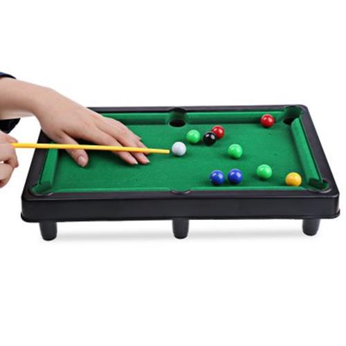 MINI BILLIARD BALL SNOOKER POOL TABL (end 8/25/2020 5:32 PM)