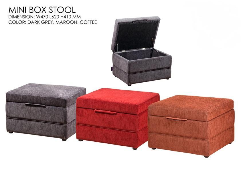 Mini Box Stool Sofa Chair  sc 1 st  Lelong.my & Mini Box Stool Sofa Chair (end 4/9/2018 12:15 PM) islam-shia.org
