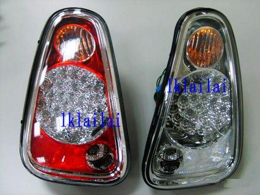 MINI COOPER '01-06 R50 / R52 / R53 LED Tail Lamp [Red/Clear or Clear]