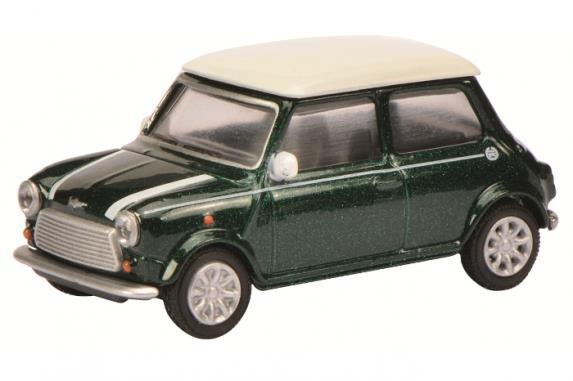 mini cooper green white 1 64 end 7 3 2018 11 15 am. Black Bedroom Furniture Sets. Home Design Ideas