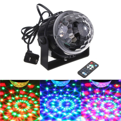 ce64a680fbe4 Mini DJ Club Disco KTV Party Bar RGB LED Ball Laser Projector Stage Light ( BLA