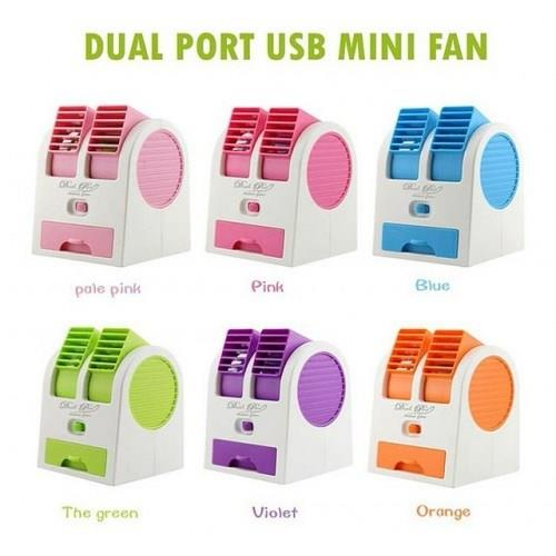 Mini Fan Air Conditioning + Fragrance