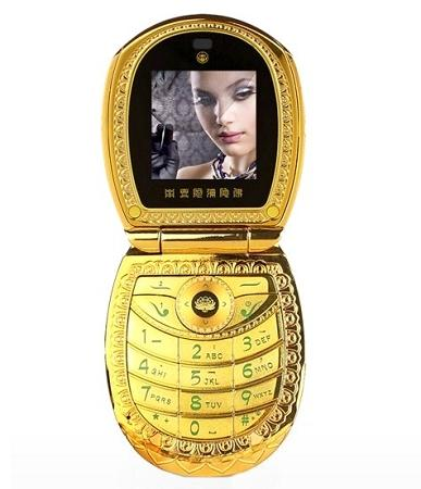 Mini Fashion Flip Mobile Phone (Dual Sim, Camera) (WP-MINI17).