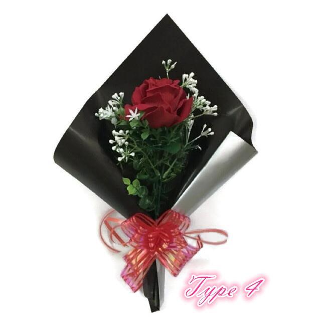 Mini Flower Bouquet Gift Present fo (end 3/25/2019 11:29 PM)