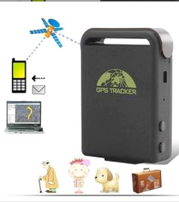 Mini GPS Tracker (WGPS-01A).