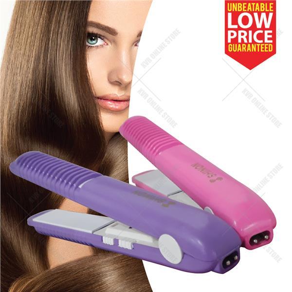 Mini Hair Iron Straightener Hair Straighten Care Beauty Saloon SH-8732