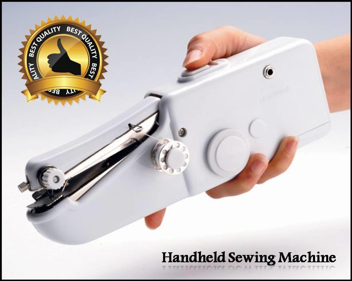 Mini Handheld Portable Hand Sewing M End 6 29 2019 215 Pm Mesin Jahit Machine Travelling