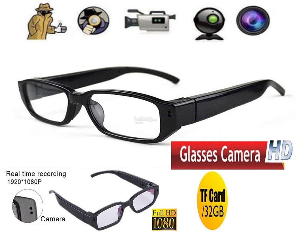 fec65fbf1f10 Mini HD 1080P Spy Camera Glasses Hid (end 1 8 2020 11 15 AM)