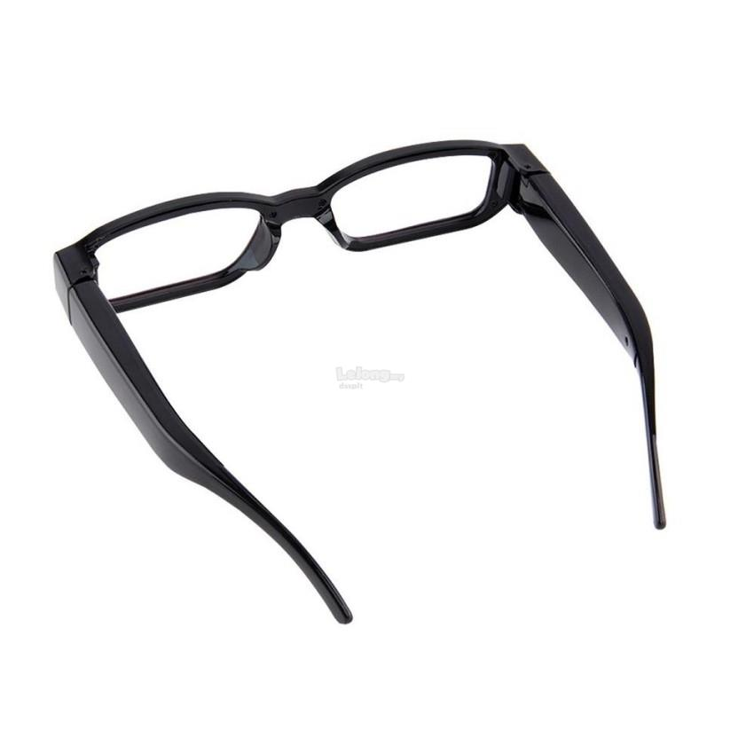 478d4dd12d6 Mini HD 1080P Spy Camera Glasses Hidden Eyewear DVR Video Recorder Cam