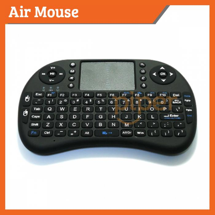 3d7bf107bd3 Mini i8 2.4G Fly Air Mouse Wireless Gaming Keyboard Touchpad Smart TV. ‹ ›