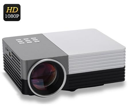 Mini LCD LED Projector (PJ-12C).