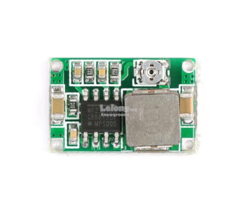 Mini LM2596 Buck or step-down converter
