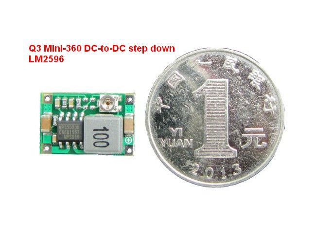 Mini- LM2596 DC-DC Step-down Buck Converter