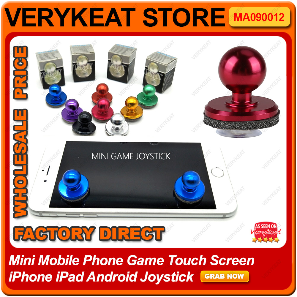 Mini Mobile Phone Game Touch Screen iPhone iPad Android Joystick