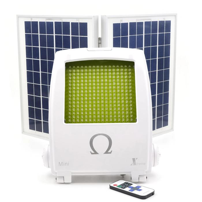 Mini Omega Xtreme Solar Floodlight