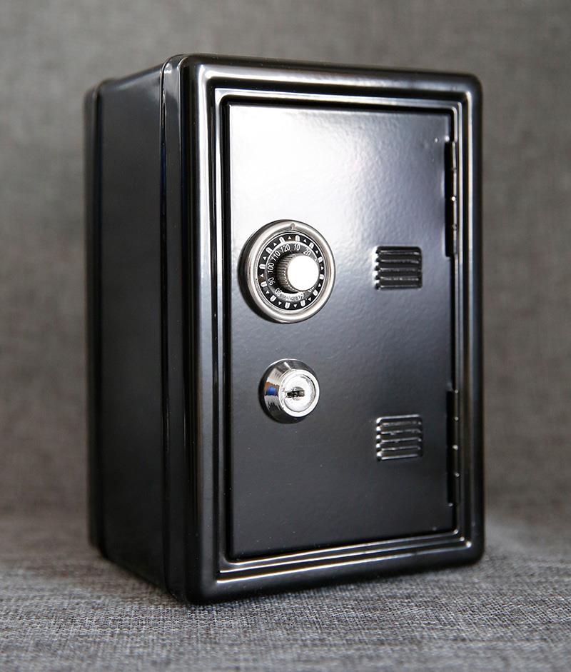 Mini Password Safe Box Piggy Bank