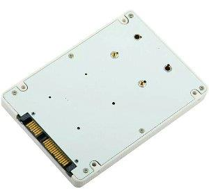 Mini Pci-E Ssd To 2.5 Sata 22Pin Adapter Case Thickness 7Mm