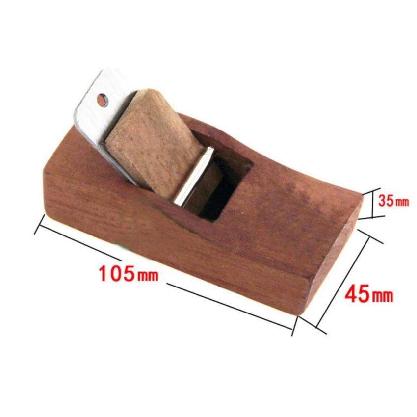 Mini Plane 100mm Wood Plane High-speed Steel Blade Woodworking Plane