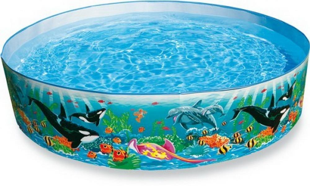 Mini Plastic Swimming Pool For Kids Family 4x10 5x10 6x15 8x15