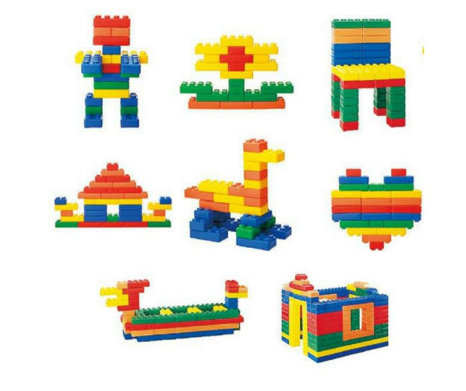 Mini Play And Learn Block/Lego/Puzzl (end 5/26/2018 2:27 PM)