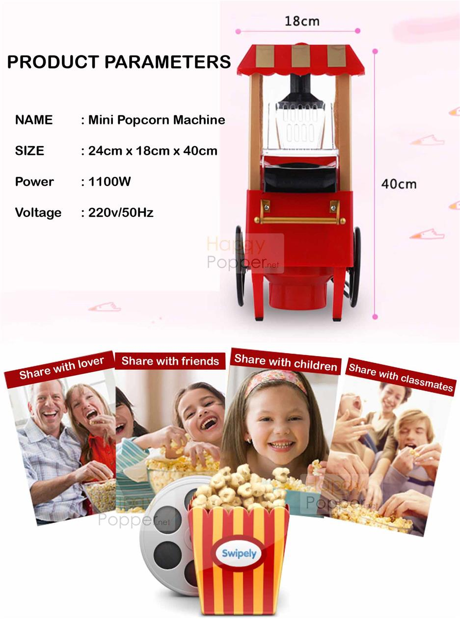 MINI POPCORNN MACHINE